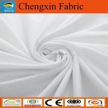 polyester mini mesh fabric for short sportswear