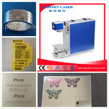 ear tags plastic mini portable 20w fiber laser engraving machine price