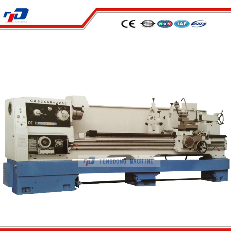 Chinese Supplier Horizontal Conventional Lathe Machine for Sale