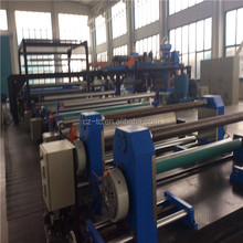 Plastic Film Casting Machine