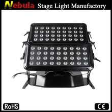 72pcs 10w Double head IP65 Led Flood Light City Color 220v Outdoor Lighting