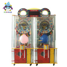 One or two player pop a ball ticket redemption game machine most popular hot sale on Alibaba