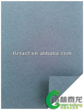 1.0mm TaiLong reclaimed leather environmental protection