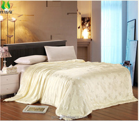 Chinese king size,queen size and baby size mulberry silk quilt