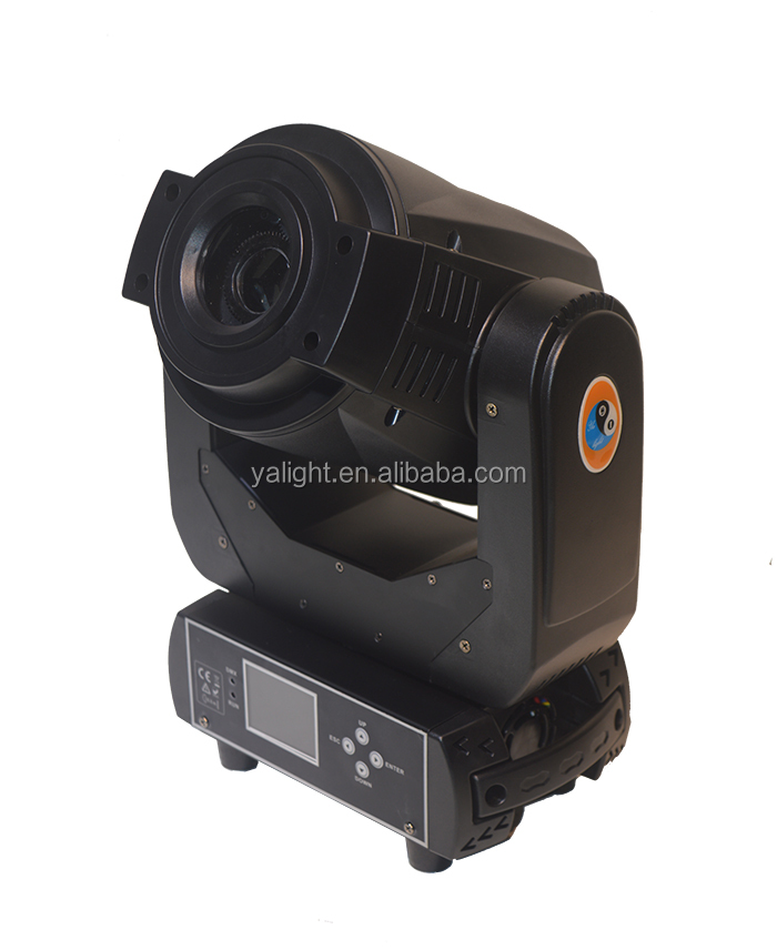 90W LED Multiple spot+wash led moving head / 90watt led moving head spot