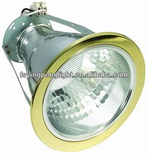 round 4 inch 5 inch recessed downlight E27 fitting fixture