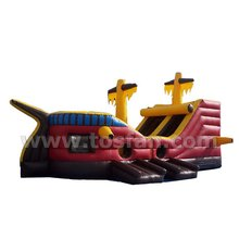 Good quality inflatable jumping bouncer games giant inflatable bouncer combo A3061