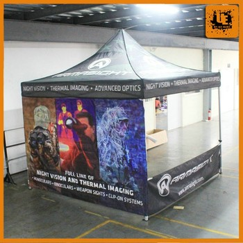 Shanghai manufacturer custom pagoda tent, advertising tent, promotion tent