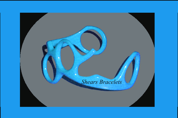 ISHRAQ FACTORY MANUFACTURING BRACLETS SCISSORS SHEARS EVERY COLOR AVAILABLE BRACELETS HIGH SPECIAL DESIGNED 8759