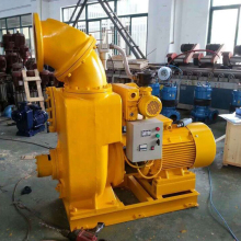 Best Quality Short Time Sewage Vacuum Self Priming Pump