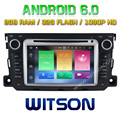 WITSON Octa-Core(Eight Core) Android 6.0 CAR DVD FOR MERCEDES-BENZ SMART 2010-2014 2G ROM 1080P TOUCH SCREEN 32GB ROM