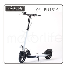 MOTORLIFE/OEM brand new 36v 10 inch off road electric scooter, 350w electric scooter with pedals