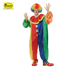 High Quality Looks Real Online Stylish Clown Wig For Halloween & Festival