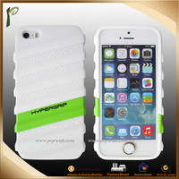 Popwide 2014 new design for hot brands , simple multicolor Silicon Gel cell phone cases,