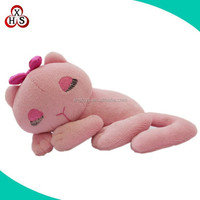 cute Stuffed cats Plush Soft Live cat Animals toys factory