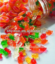 YX300 jelly/gummy candy production line of sweet candy food confectionery machines