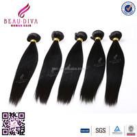 wholesale virgin hair full cuticle double weft virgin india hair, 7A 100% Unprocessed Cheap Virgin Hair straight