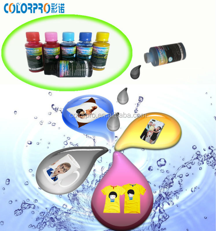 China alibaba online sale digital printing sublimation ink for epson Artisan 837