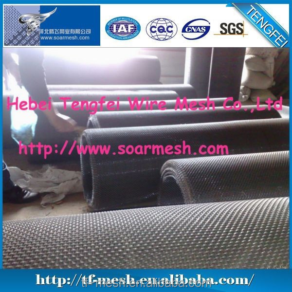 Alibaba Trade Assurance Woven Wire ( security screen, sand and crusher screen ISO 9001)