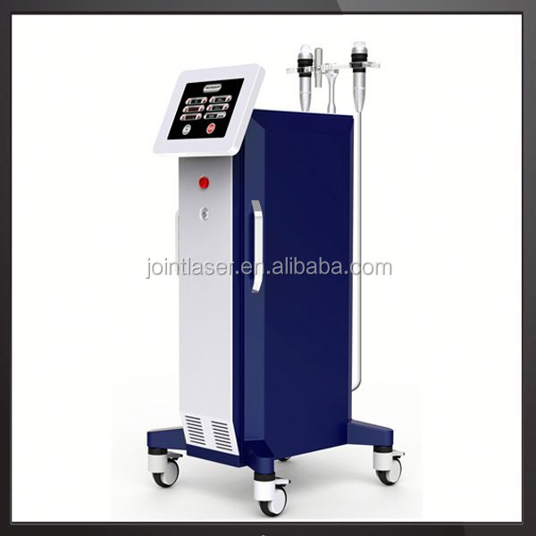2014newly!!!!! fractional rf &cet best rf skin tightening face lifting machine(ce certification)