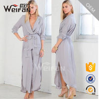 Casual Latest Patterns Open Legs Daily Maxi Dresses For Ladies