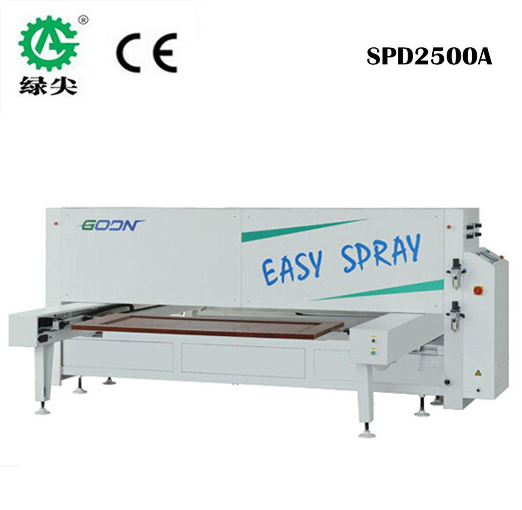 auto spray painting machine