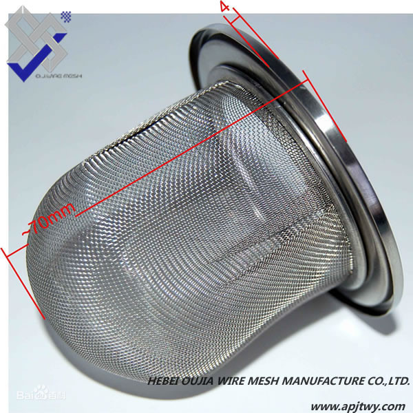 Low Carbon Steel Filter Wire Mesh