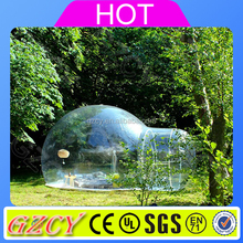 Inflatable Transparent Bubble Tree Tent For Camping