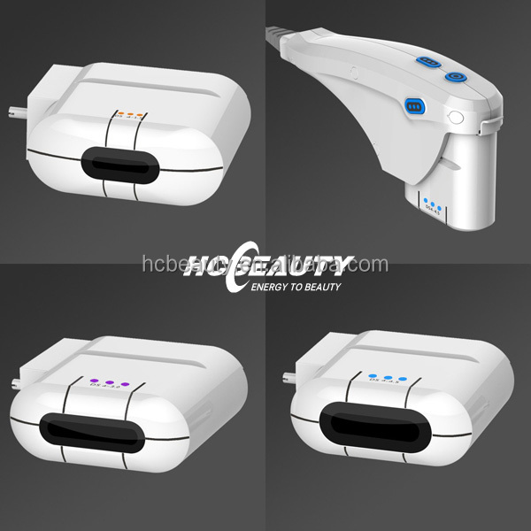 Professional new hifu parts for skin lifting and body slimming