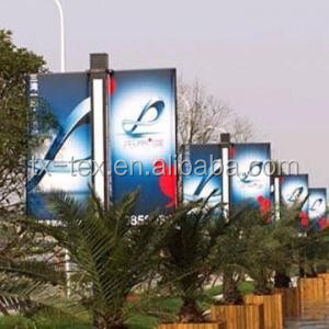 300*500D 340gsm PVC Flex Laminated Blockout Banner