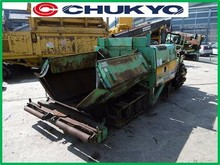 Used Hanta Asphalt Finisher From Japan F1740C <SOLD OUT>