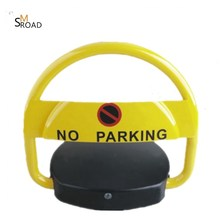 180 degree city anti theft machine car park space lock Parking lock device car parking system