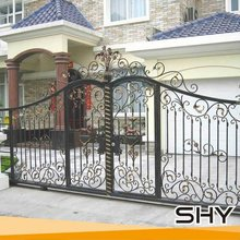 Home Entrance Gates and Security Entrance Gates