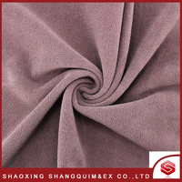 China supply high quality two sides brush,one side anti pilling micro polar fleece fabric