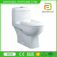 Design chinese sanitary ware ceramic indian water closet size