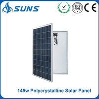 Inexpensive Products 145w Polycrystalline solar panel price india