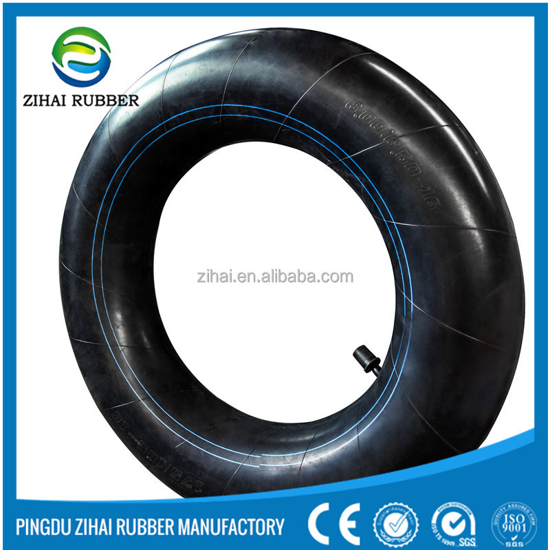 Butyl tire inner tube for truck car 1200R20 TR179A