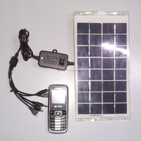 Solar Mobile Charger & Lantern Charger (Day Time)