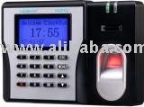 Fingerprint Identification Time Recorder Model: X629U