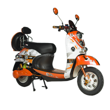popular 60V 800W strong power electric scooter moped /classic vespa scooter /motor electric motorcycle