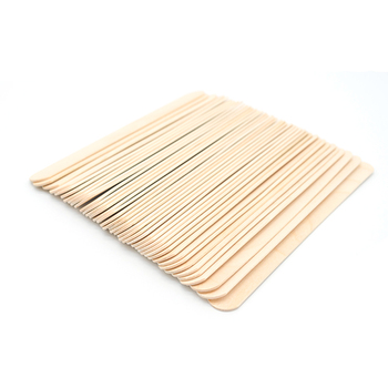 Made In China By Manufacturer Sterile Wooden Tongue Depressor