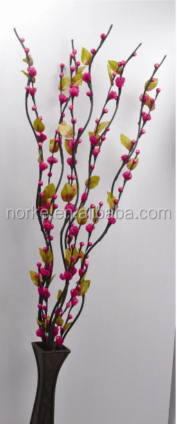 150CM Realistic Handmade Artificial Dried Flowers