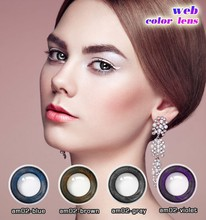 natural look cosmetic contact lens cheap eyes colored contact lenses