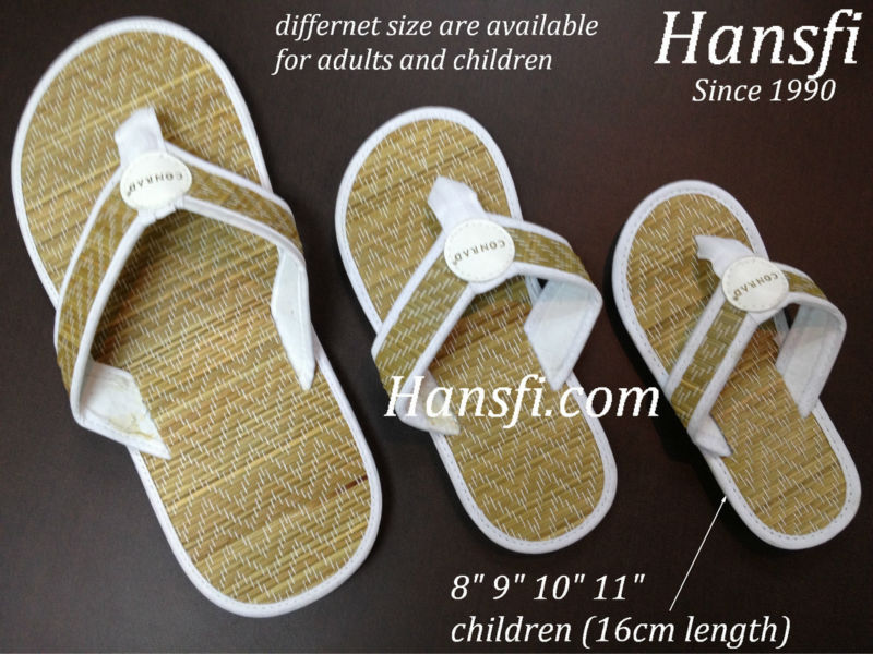 customs natural style hotel rubber flip flops spa beach slipper men with logo