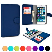 Most Salable Products Premium PU Leather Flip Cover Flip Case For LG AKA