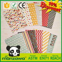 Manzawa custom printed wholesale paper design