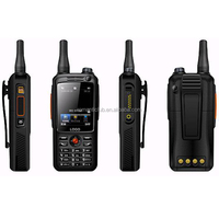 2015 newest wireless interphone 1.2GHZ android 4.4.2 MTK6572 GPS WIFI DUAL SIM Dual cameras Walkie Talkie
