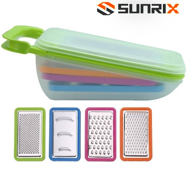 Fruit and Vegetable Slicer And Grater With Storage Box