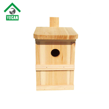 pet accessory handmade square small bird cage