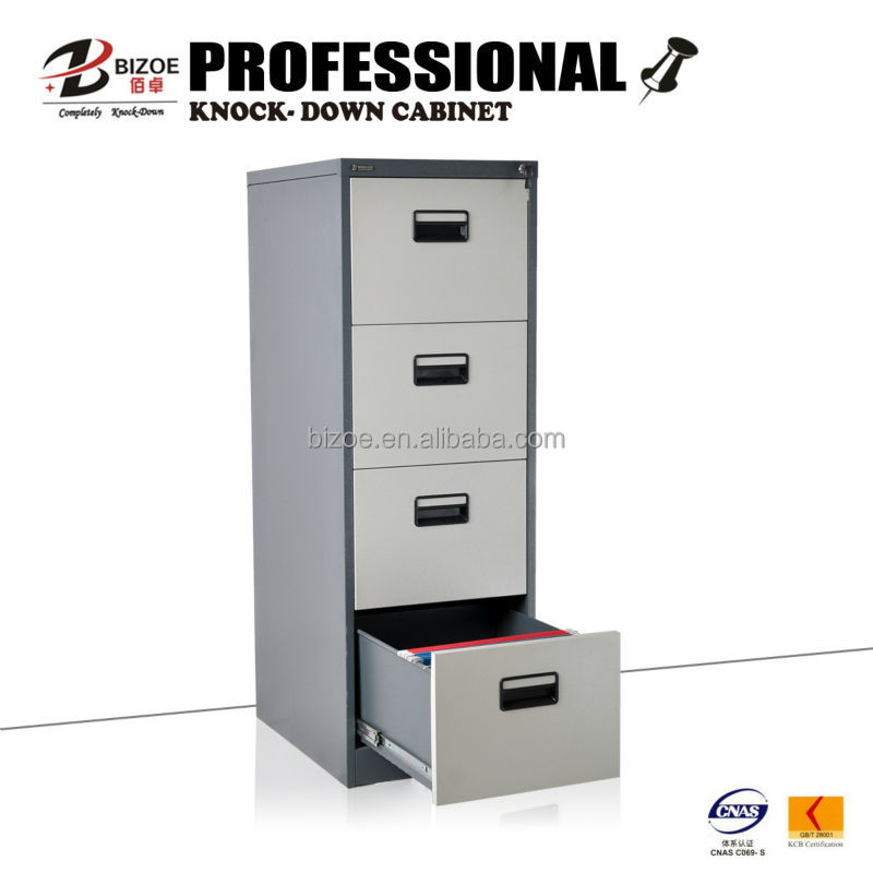 Legal Size 4 Drawer Steel Filing Cabinet For F4 And A4 File Folder   Buy  Legal Size 4 Drawer,4 Drawer Steel Filing Cabinet,Legal Size 4 Drawer Steel  Filing ...